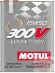 MOTUL 300V COMPETITION 15W-50 - 2L