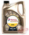TOTAL QUARTZ 9000 5W40 - 4L
