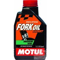 MOTUL FORK OIL MEDIUM EXPERT 10W - 1L