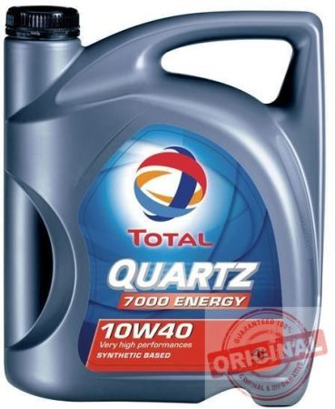 TOTAL QUARTZ 7000 ENERGY 10W40 - 4L