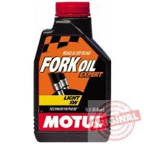 MOTUL FORK OIL EXPERT LIGHT 5W - 1L