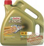 CASTROL EDGE TITANIUM FST 5W-30 C3 - 4L