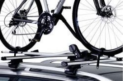 Tetőre szerelhető kerékpártartó