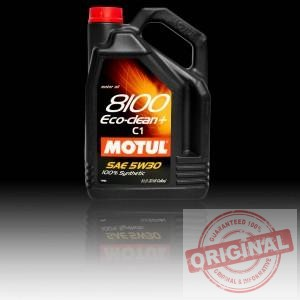 MOTUL 8100 ECO-CLEAN+ 5W-30 - 5L