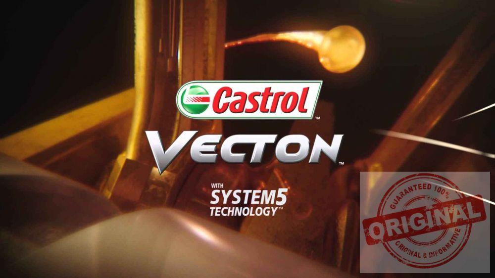 CASTROL VECTON LONG DRAIN 10W-40 E7 - 5L