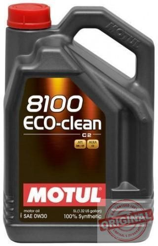 MOTUL 8100 ECO-CLEAN 5W-30 - 5L