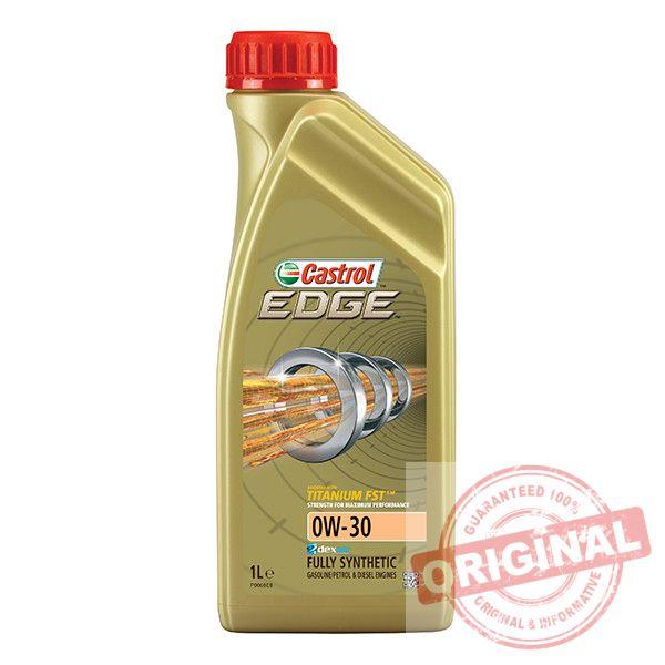 CASTROL EDGE TITANIUM FST 0W-30 - 1L