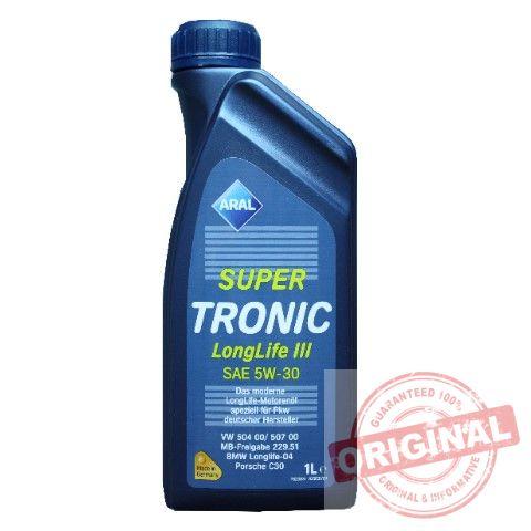ARAL SUPER TRONIC LONGLIFE III. 5W30 - 1L