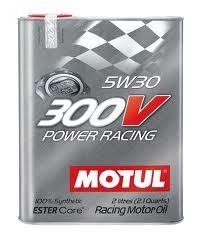 MOTUL 300V POWER RACING 5W30 - 2L