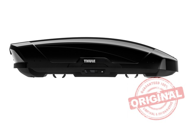 Thule Motion XT XL 800 FEKETE, TH629801