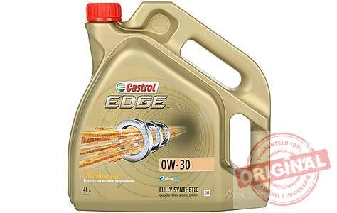 CASTROL EDGE TITANIUM FST 0W-30 - 4L