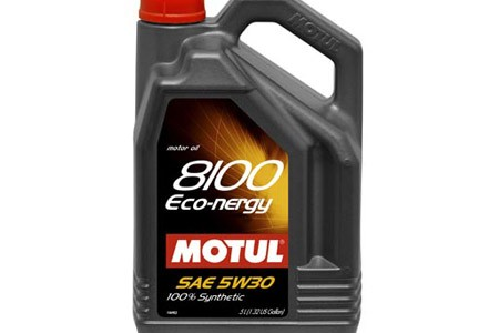 MOTUL 8100 ECO-NERGY 5W30 - 5L