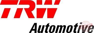 TRW első féktárcsa DF4294 (VW csoport)