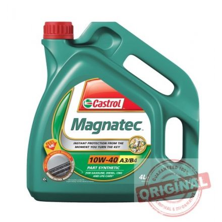 CASTROL MAGNATEC 10W-40 A3/B4 - 4L