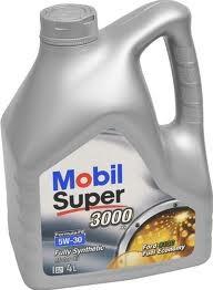 MOBIL SUPER 3000 X1 FORMULA FE 5W-30 - 4L