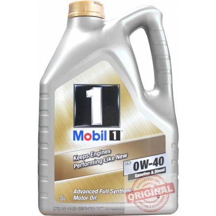 MOBIL 1 FS 0W-40 - 5L (Volt New Life 0W-40)