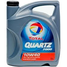 TOTAL QUARTZ 7000 10W40 - 5L
