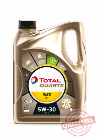 TOTAL QUARTZ INEO ECS 5W30 - 5L