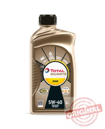 TOTAL QUARTZ 9000 5W40 - 1L