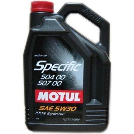 MOTUL SPECIFIC 504.00-507.00 5W30 - 5L