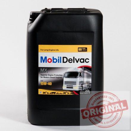 MOBIL DELVAC MX 15W-40 - 20L