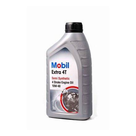 MOBIL EXTRA 4T 10W-40 - 1L