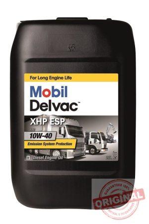 MOBIL DELVAC XHP ESP 10W-40 - 20L