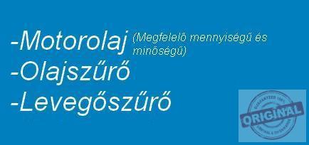 Skoda Fabia 1.2 (64Le, AZQ, BME) szűrőszett + 3L TOTAL Quartz 7000 10w40