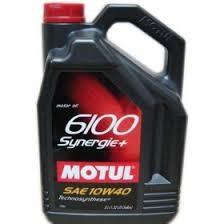 MOTUL 6100 SYNERGIE+ 10W-40 - 4L