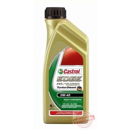 CASTROL EDGE FST TURBO DIESEL 5W-40 - 1L