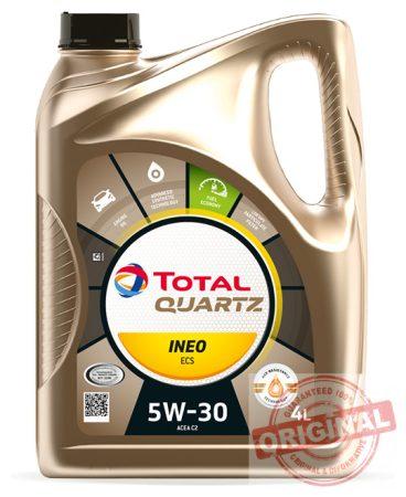 TOTAL QUARTZ INEO ECS 5W30 - 4L