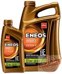ENEOS Ultra-V 0W-20 - 4L