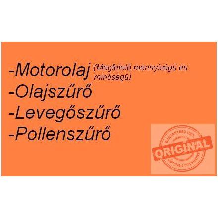Skoda Fabia 1.4 TDI (70Le,75Le,80Le, BNM,AMF,BNV) szűrőszett + TOTAL QUARTZ INEO MC3 5W40 VW 505.01 - 5L