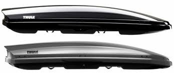 Thule Dynamic 800 black glossy, tetőbox