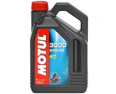 MOTUL 3000 4T 20W-50 - 4L