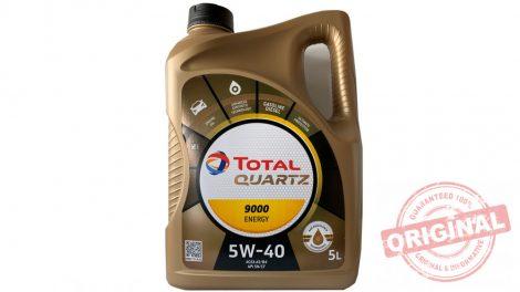 TOTAL QUARTZ 9000 ENERGY 5W-40 - 5L