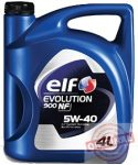 ELF EVOLUTION 900 NF 5W40 - 4L