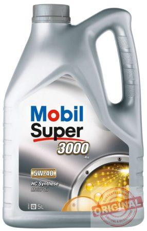 MOBIL SUPER 3000 X1 5W-40  - 5L