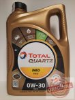 TOTAL QUARTZ INEO FIRST 0W-30 - 4L
