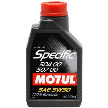 MOTUL SPECIFIC 504.00-507.00  5W30 - 1L