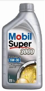MOBIL SUPER 3000 X1 FORMULA FE 5W-30 - 1L