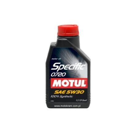 MOTUL SPECIFIC 0720 5W-30 - 1L