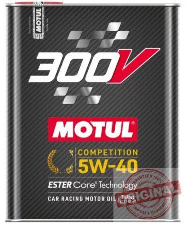 MOTUL 300V POWER 5W40 - 2L