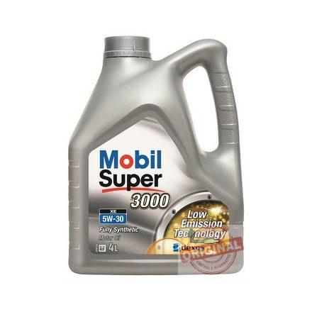 MOBIL SUPER 3000 XE 5W-30 - 4L