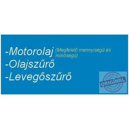Skoda Fabia 1.9 TDI (100Le, ATD,AXR) szűrőszett + TOTAL QUARTZ INEO MC3 5W40 VW 505.01 - 5L