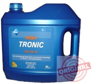 ARAL HIGH TRONIC 5W40 - 4L (VW 505.01)