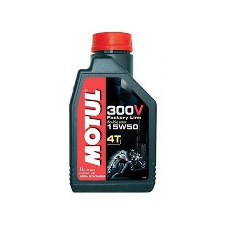 MOTUL 300V FACTORY LINE 15W-50 - 4L