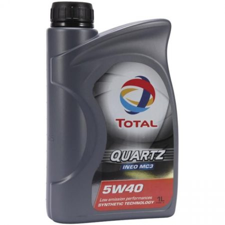 TOTAL QUARTZ INEO MC3 5W40 - 1L